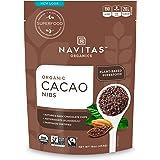 Navitas Organics Raw Cacao Nibs, 16 Ounce