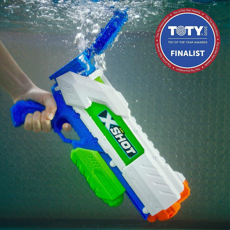 Zuru X-Shot Pistola de Agua de llenado rápido: Amazon.es ...