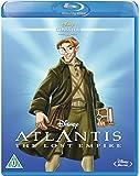 Atlantis The Lost Empire [Blu-ray] [Region Free]