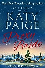 Proxy Bride (The Lindstroms Book 1) Kindle Edition