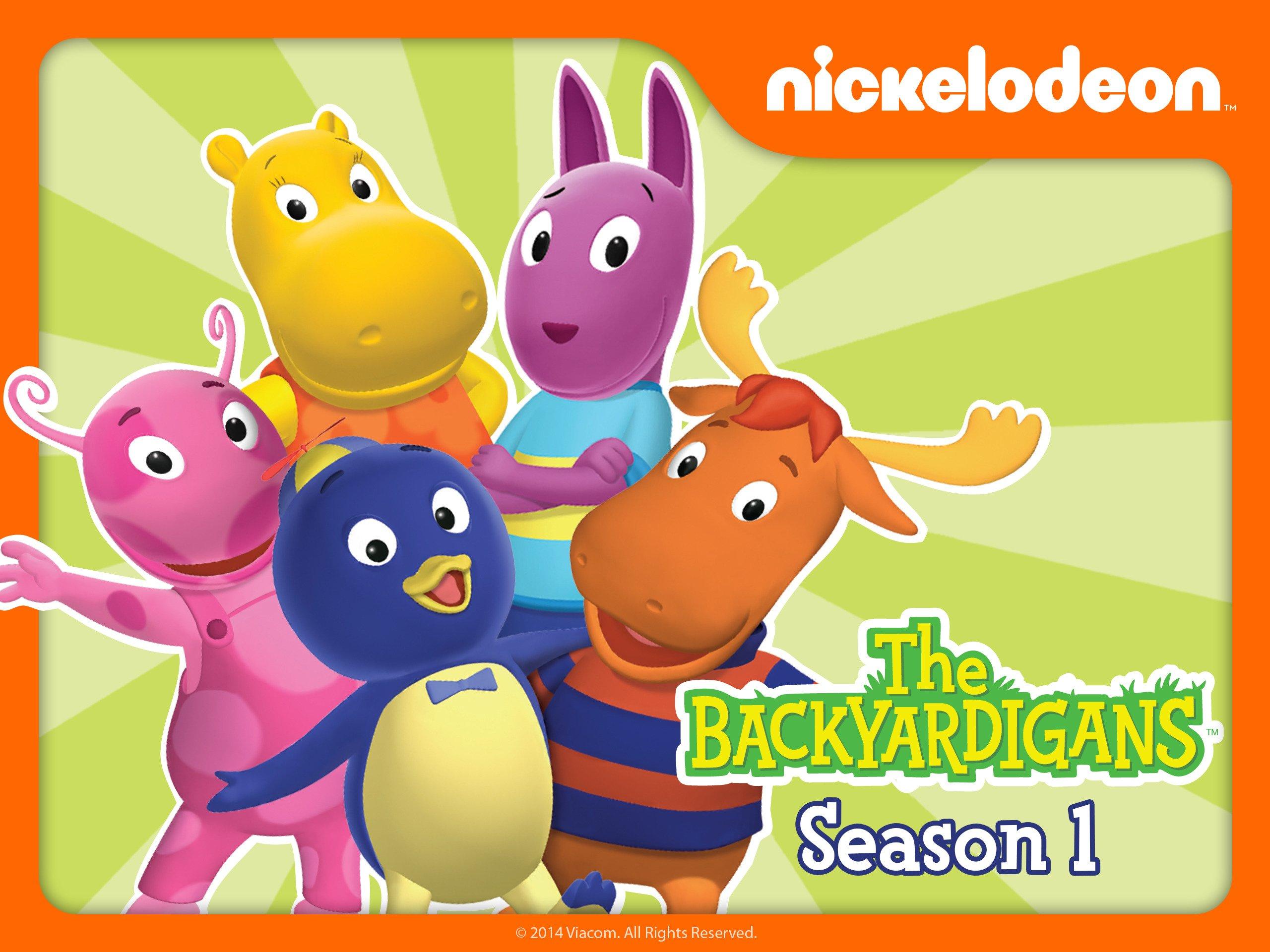 Amazon Com Watch The Backyardigans Season 1 Prime Video