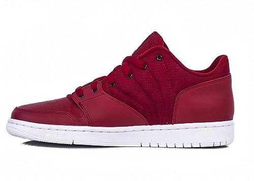 best cheap 22bcc 89876 ... top quality nike jordan 1 flight 4 low scarpe da basket uomo rosso rojo  8e225 6dfd9