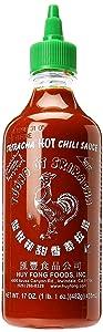 Huy Fong Foods Sriracha Chili Sauce, 17 oz