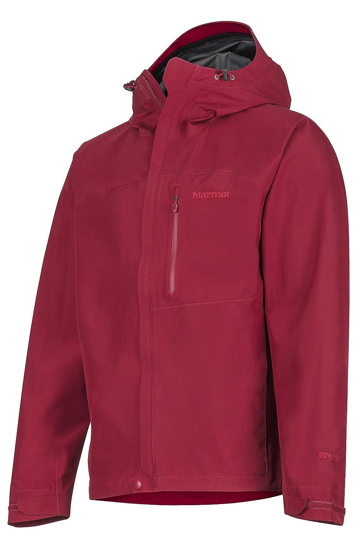 Marmot Minimalist Jacket Chubasqueros Hombre Chaqueta Impermeable a Prueba de Viento Transpirable Impermeable
