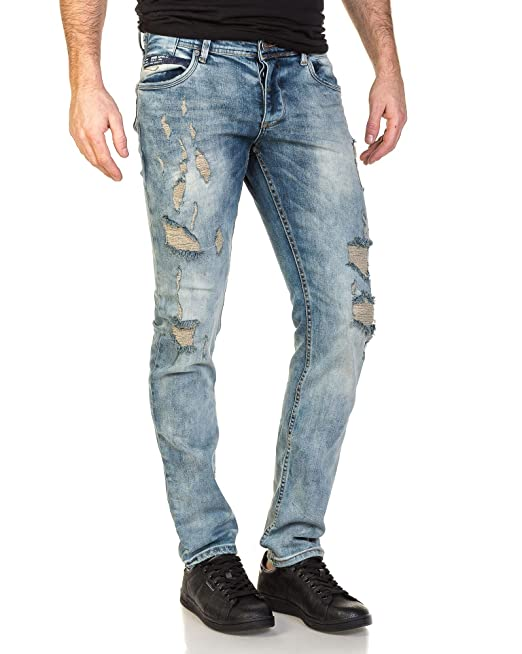 50Amazon Blau Republic Denim itAbbigliamento Jeans Uomo IfmybgYv76