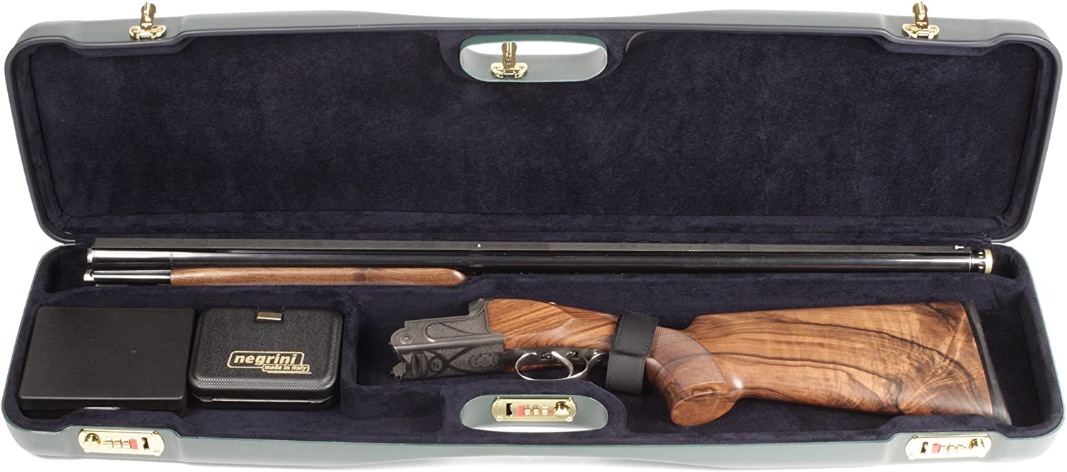 Negrini Replacement O/U Thermoformed Shotgun Case in ABS with Barrel Upto 32 3/4-Inch 81lC0ikhnVLSL1500_