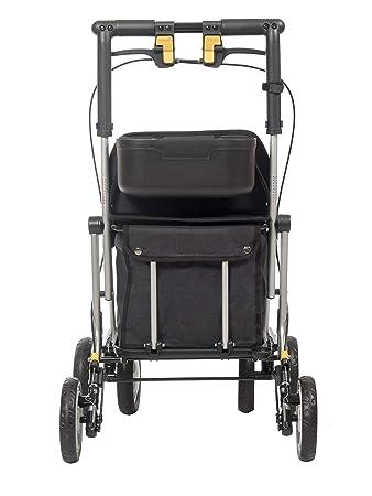 CARLETT CARE ROLLATOR Lett 900 Texturizado, color negro ...