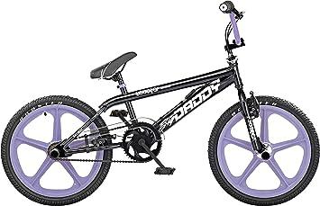 Big Daddy Bicicleta BMX para niños Skyway, Lavanda con Ruedas ...
