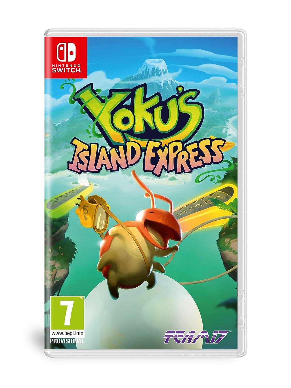 Yokus Island Express - Nintendo Switch [Importación italiana ...