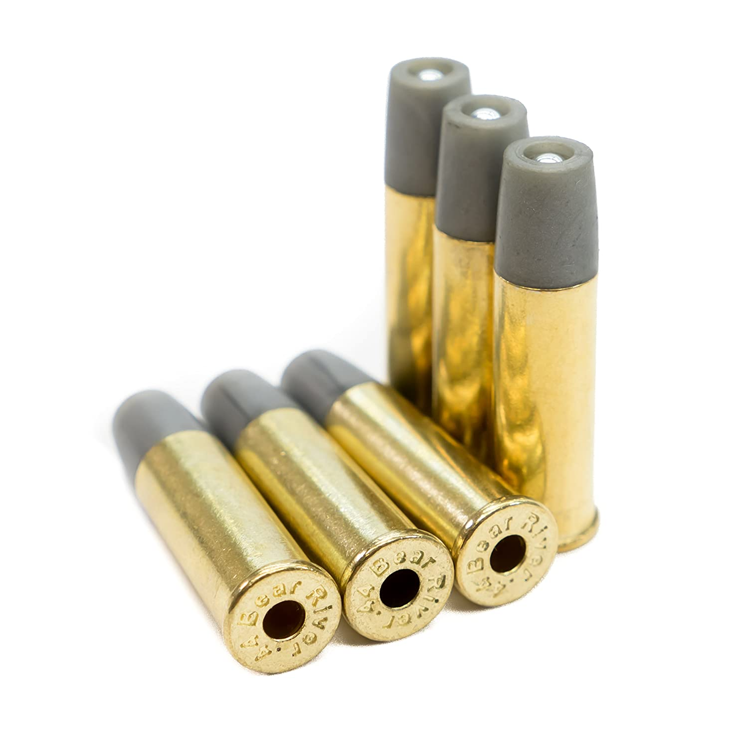 Amazon.com : BB Revolver Cartridges For Bear River Schofield No.3 Airgun  Shells Hold One .177 Caliber BB Ammo 6 Pack : Sports U0026 Outdoors