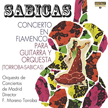 Concierto en flamenco para guitarra y orquesta : Sabicas: Amazon.es: Música