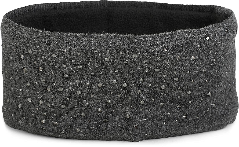 Stylebreaker fascia per capelli con motivo intrecciato e applique