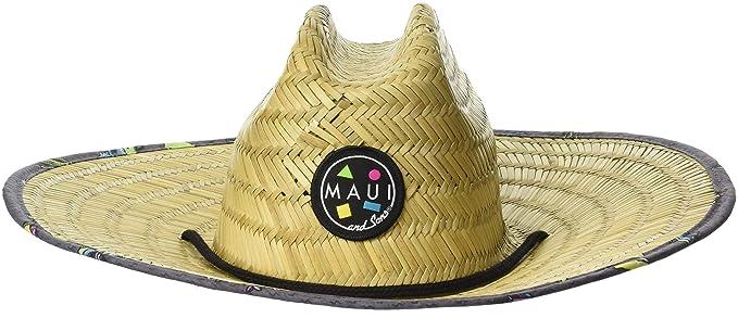 fd2b50d94 Maui & Sons para Hombre Island Fever, Color Negro, Talla única ...