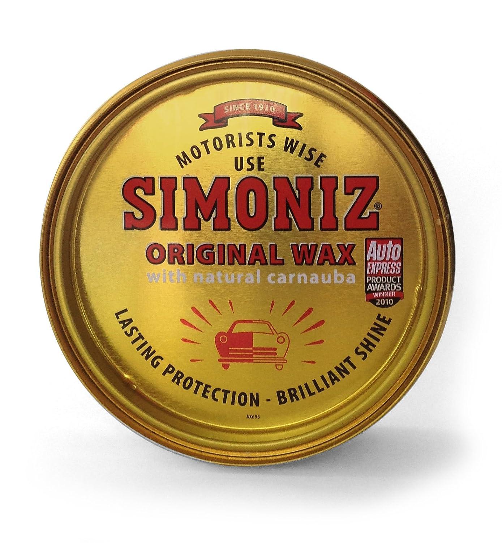 Simoniz SIM0010A - Cera carnauba lucidante originale, 150 g B003SEXTYY