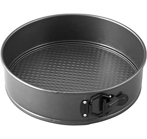 Carbon Steel with Quick-Release Non-Stick Coating Mrs Anderson/'s Baking 43689 Springform Pan 8-Inch