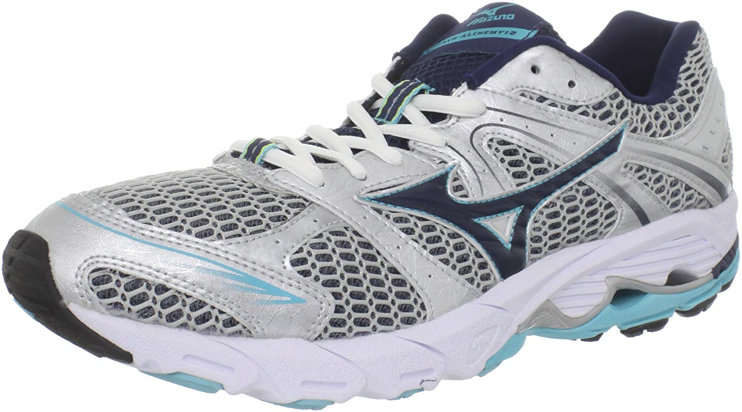 Women's Mizuno Wave Alchemy 12 Running Shoe for Plantar Fasciitis