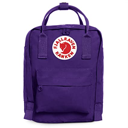Amazon.com  Fjallraven - Kanken Kids Backpack for School and ... 5f5e7df1277f0