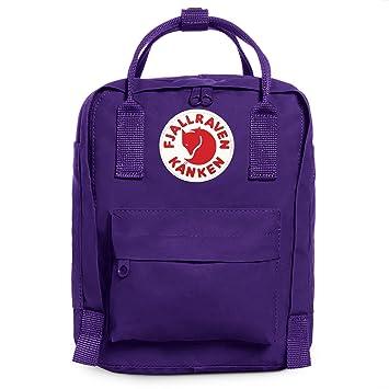 13ec65c68 Fjallraven Kanken Kids Daypack, Purple: Amazon.ca: Sports & Outdoors