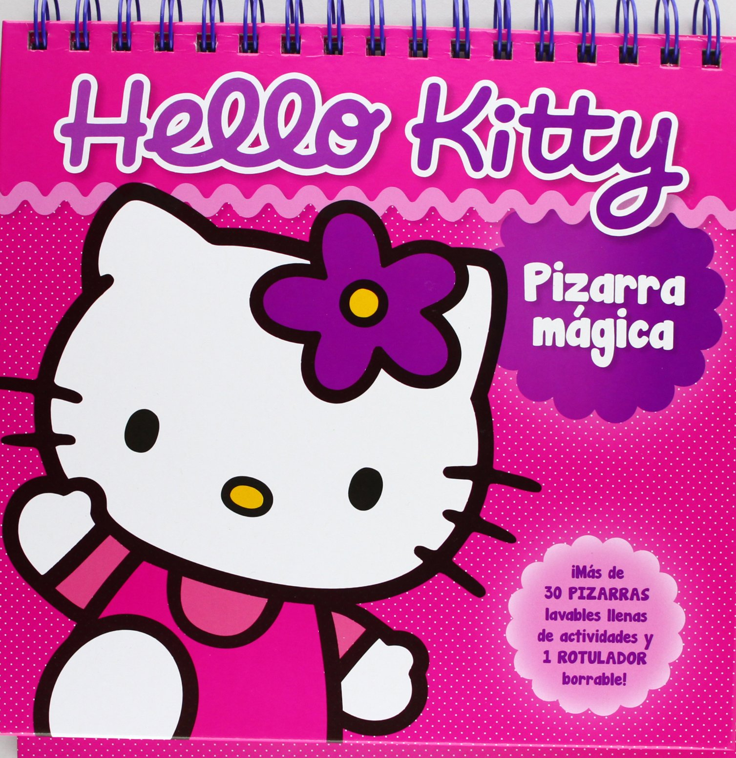 PIZARRA MAGICA HELLO KITTY: MEDIALIVE: 9788415553106: Amazon.com: Books