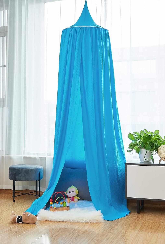 WOLTU Doseles para Cama Ni/ño Infantiles para Regalo Fant/ástico Decorativo Mosquitera Bonita Color Azul BVH001ts