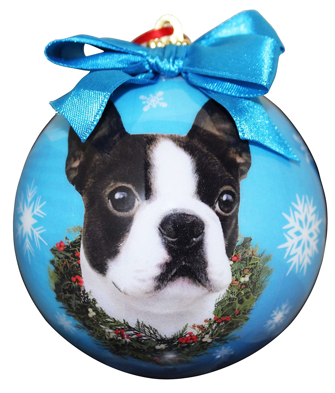Basset Hound Christmas Ornament Shatter Proof Ball Easy To Personalize A Perfect Gift For Basset Hound Lovers E&S Pets