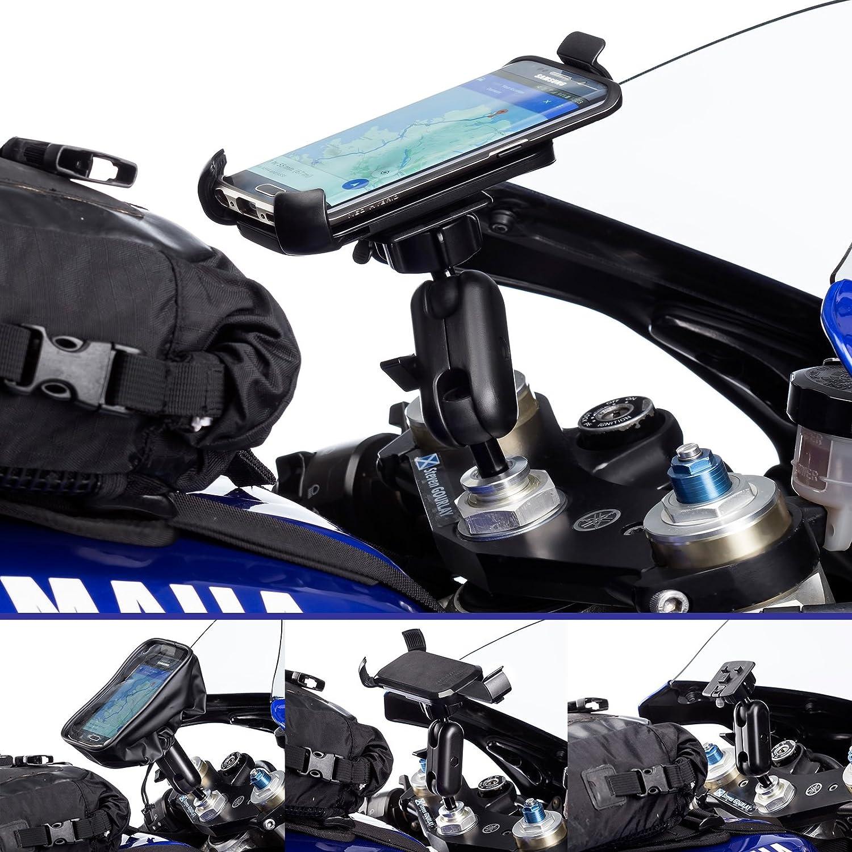 Ultimateaddons Motorrad Gabel Joch Vorbau 7 6cm Elektronik