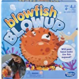 Blowfish Blowup - Will Your Hand Make The Fish Expand - 2+ Players - Kids Toys and Games - Ages 4+