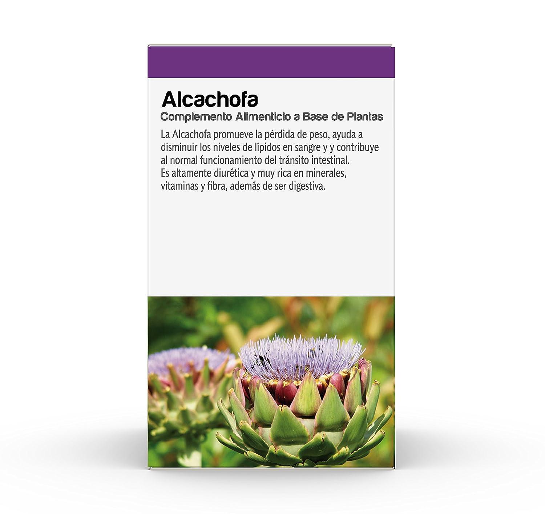 VIVE+ SALUDYVIDA alcachofa silueta plus caja 50 cápsulas: Amazon.es: Alimentación y bebidas