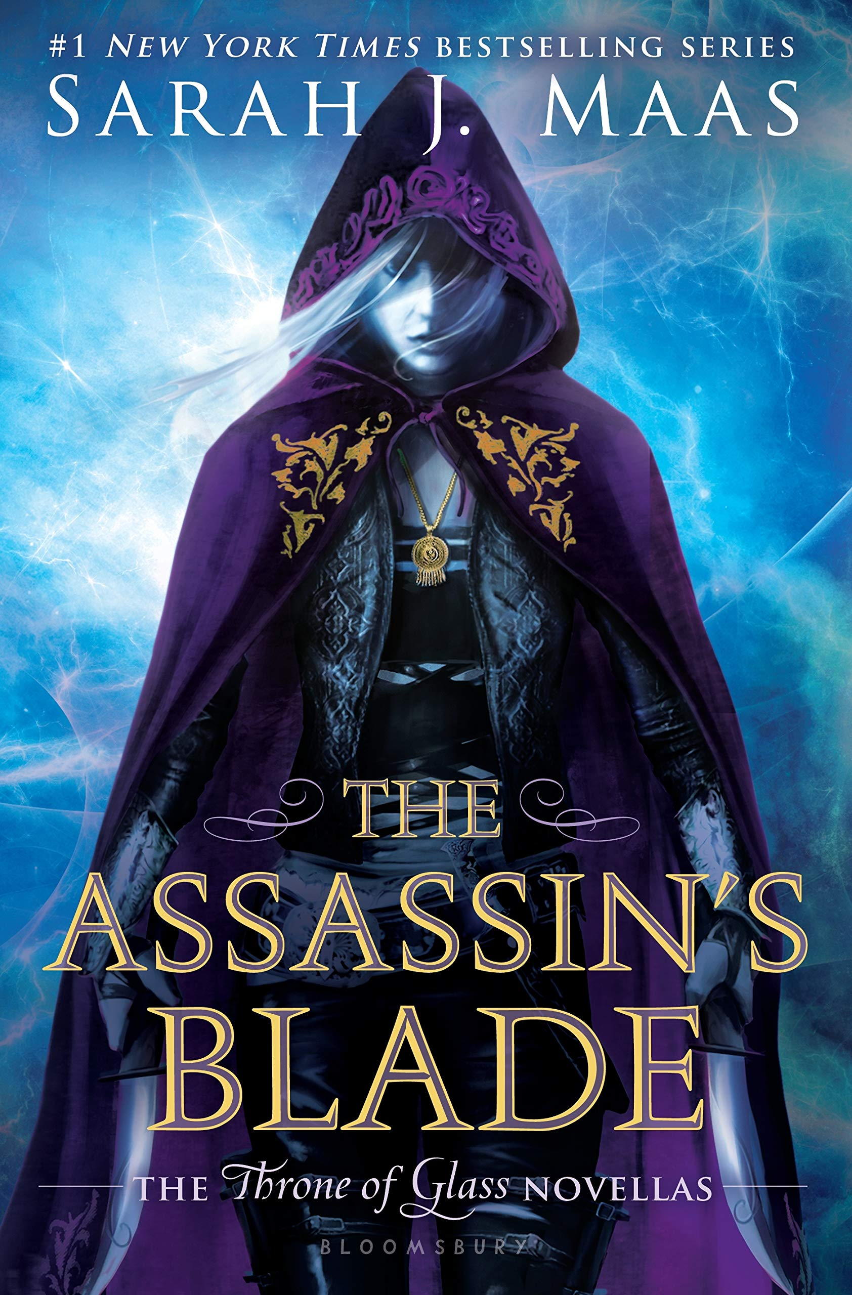 Amazon.com: The Assassin's Blade: The Throne of Glass Novellas ...