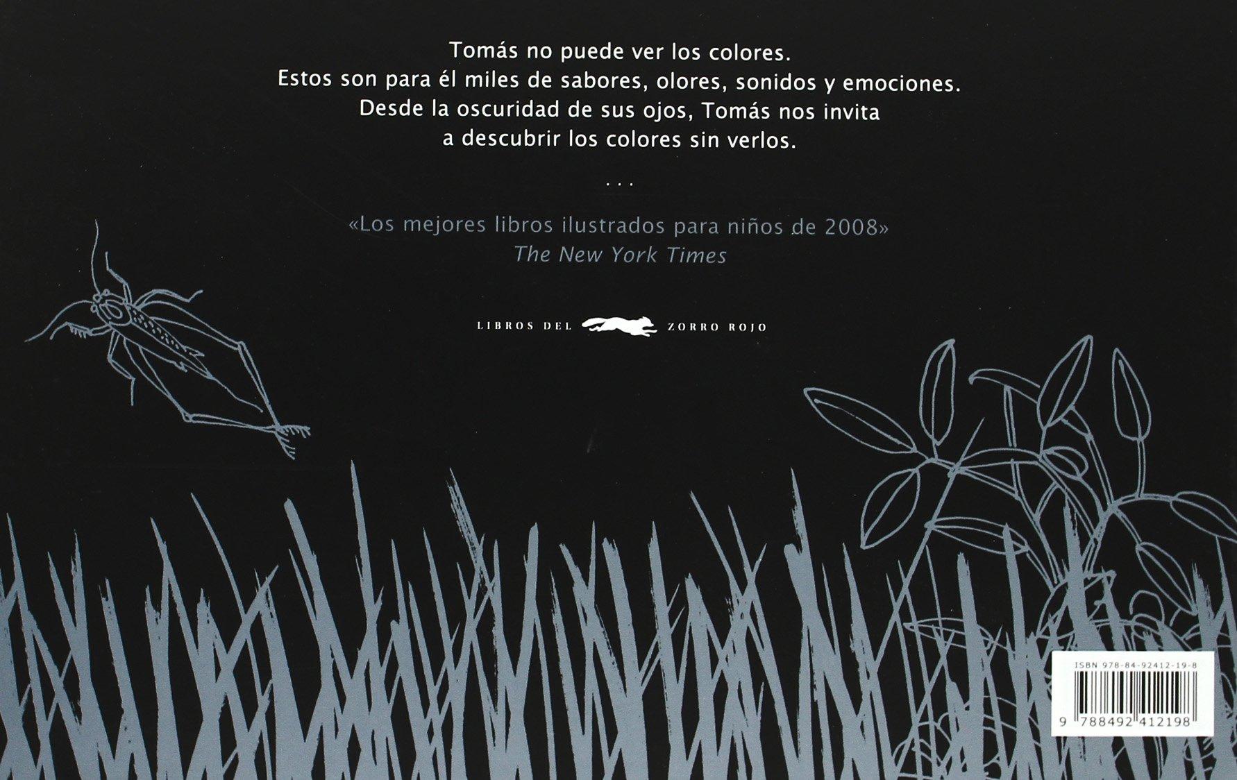 El libro negro de los colores (APRENDER Y DESCUBRIR): Amazon.es ...