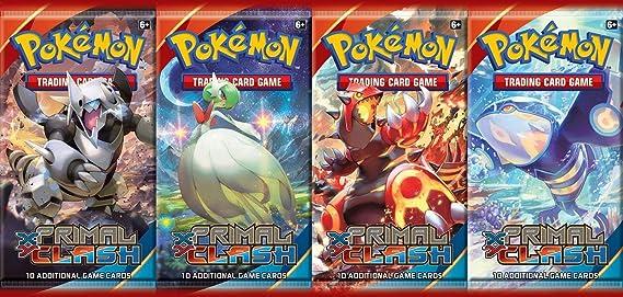Pokemon TCG XY Primal Clash Common Card Selection