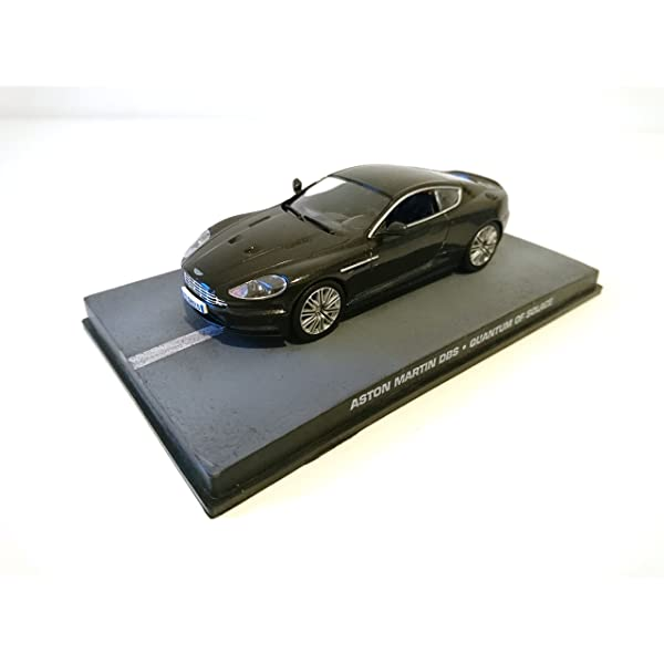 Aston Martin DBS with Damage Detail from James Bond DY110