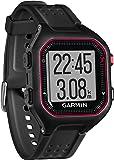 Garmin Forerunner 25 Large GPS Running Watch, Black/Red
