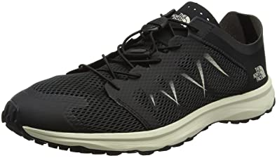 Mens Litewave Flow Lace Track and Field Shoes The North Face b8UGHaB6V6