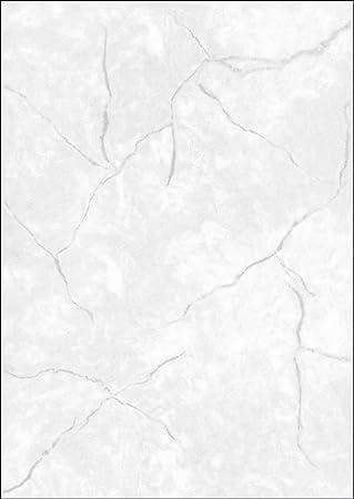 SIGEL DP637 Papel de cartas, 21 x 29,7 cm, 90g/m², textura granito, gris, 100 hojas