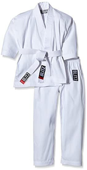 Amazon.com : Blitz Polycotton Student Karate Suit : Clothing