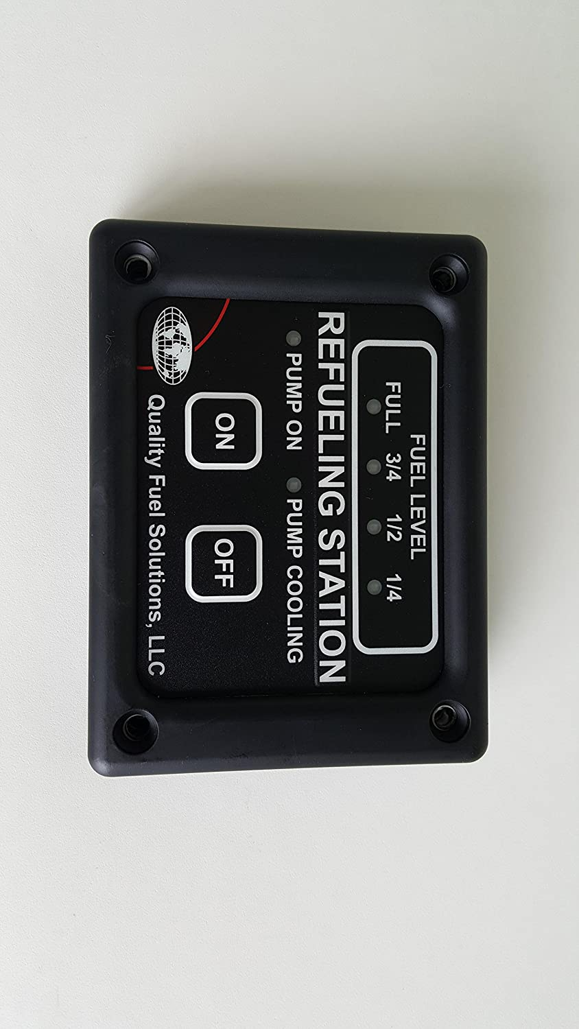 Switches Toy Hauler RV Refueling Tank Fuel Pump Control Panel ...