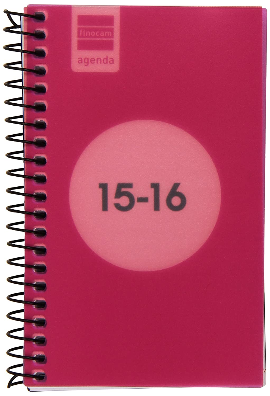 Finocam 945898 - Agenda escolar semana vista, castellano ...