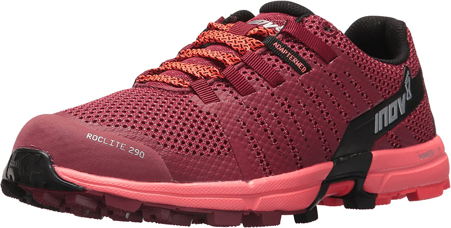 Inov-8 Women s Roclite 290 W Trail Running Shoe