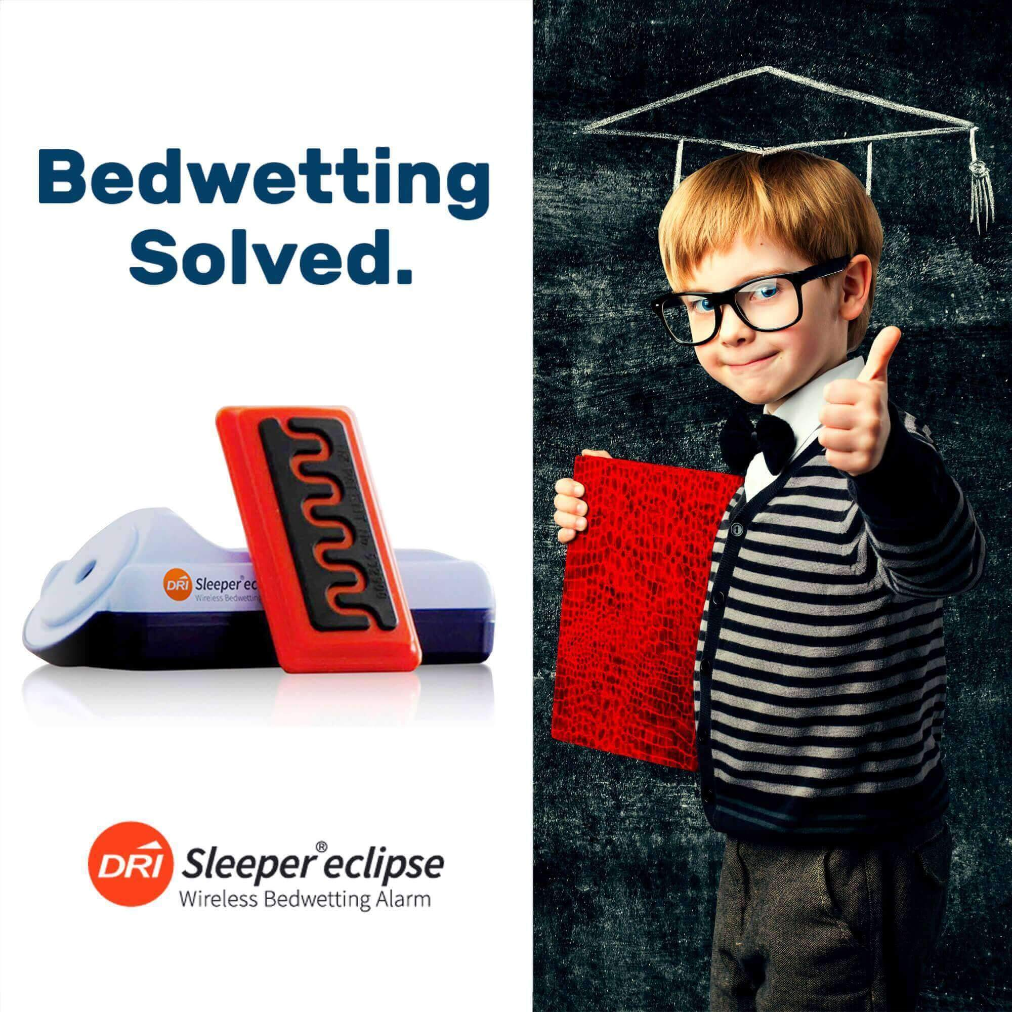 DRI Eclipse Wireless Bedwetting Alarm