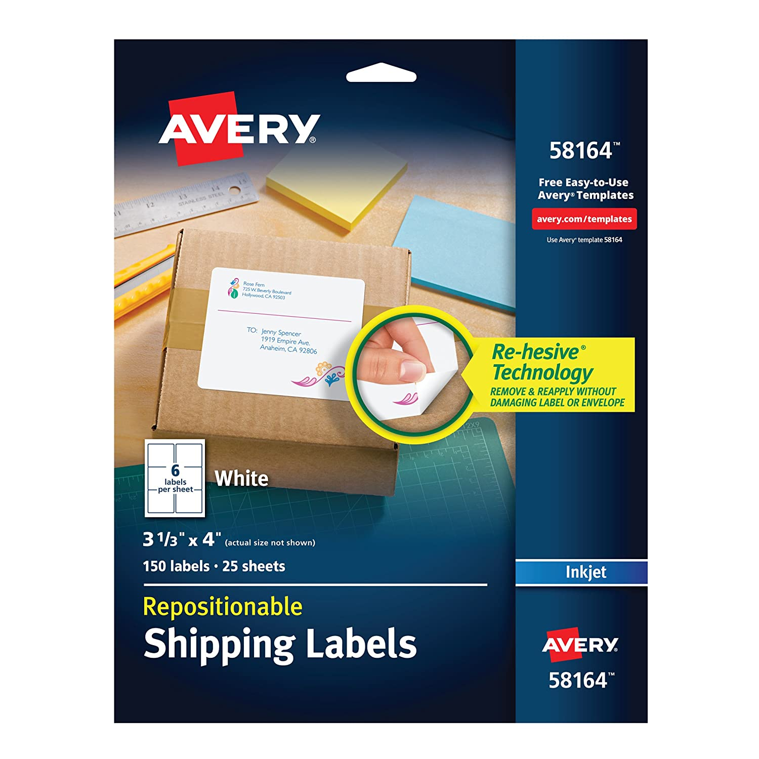 Avery Labels 5264 Template Yelomphonecompany
