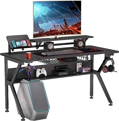 Tribesigns Gaming Desk - the best modern office desk for the money