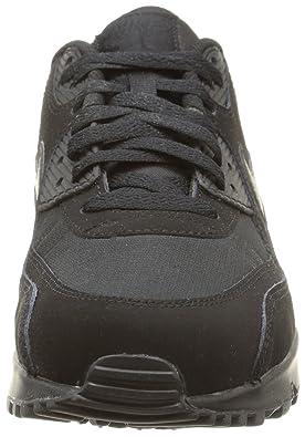 low priced 5b0aa 7724d Amazon.com   NIKE Men s Air Max 90 Essential, Black Black, 7 M US   Athletic