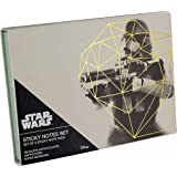 Star Wars PP3490SW Sticky Note Set with Storage Box