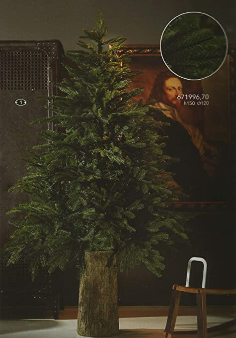 Natale Edg.Edg Albero Di Natale Nevegal H150 D120 Amazon It Casa E Cucina