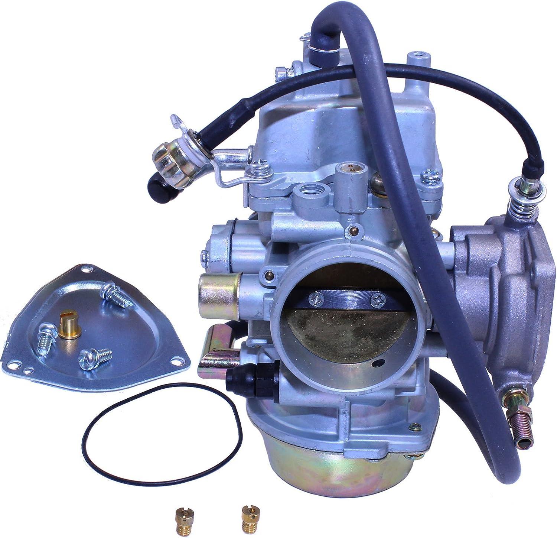 Carb For Yamaha Grizzly Rhino 500 DS650 YFM600 YFM660 ATV Carburetor
