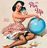 Pin Up 2018 Calendar (Wall Calendar)