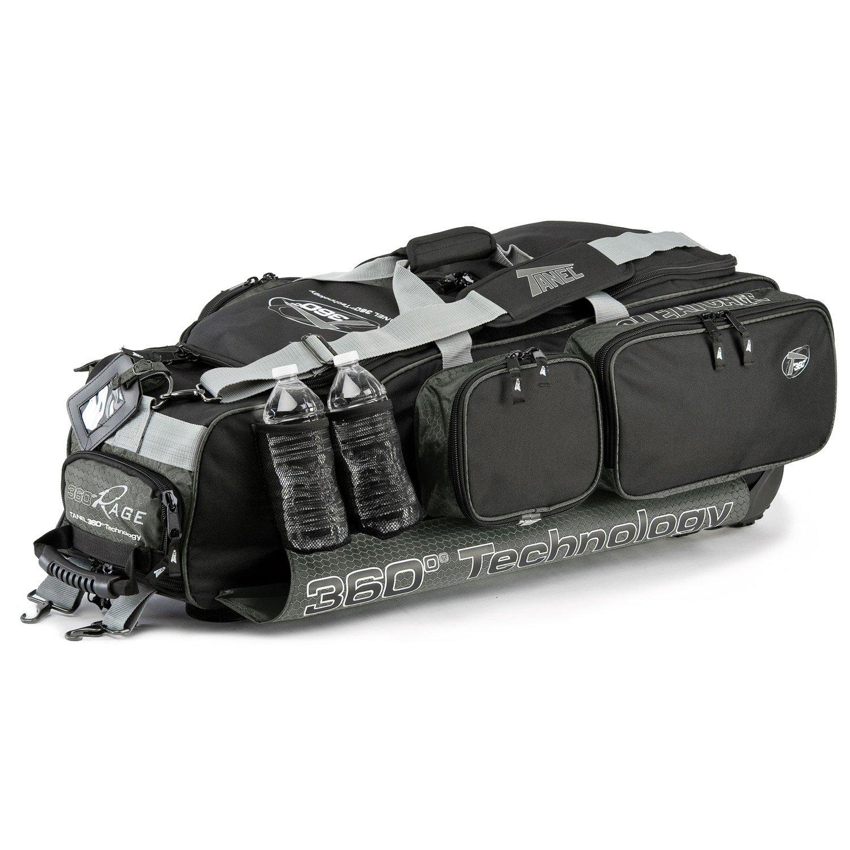 Amazon.com   Tanel 360 R.A.G.E. Wheel Baseball Softball Equipment Gear Bag  20-088-000 Black   Sports   Outdoors a2f705db30f6f