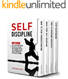 Self Discipline: 4 books in 1: How to Stop Procrastination, Build Your Self-Discipline, How to Overcome Negativity, Stop…