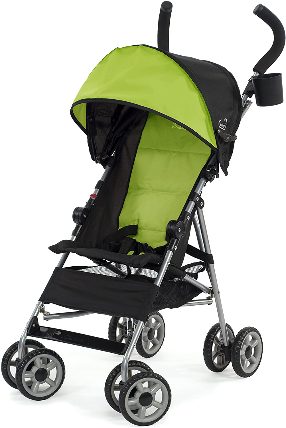 Cloud Umbrella Stroller Black